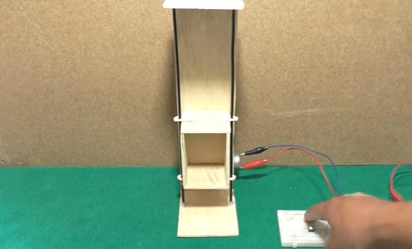 Como hacer un ascensor eléctrico casero 17