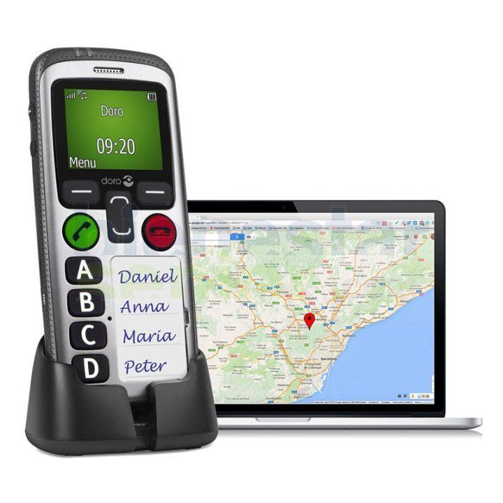 5 Mejores Teléfonos móviles para mayores 5