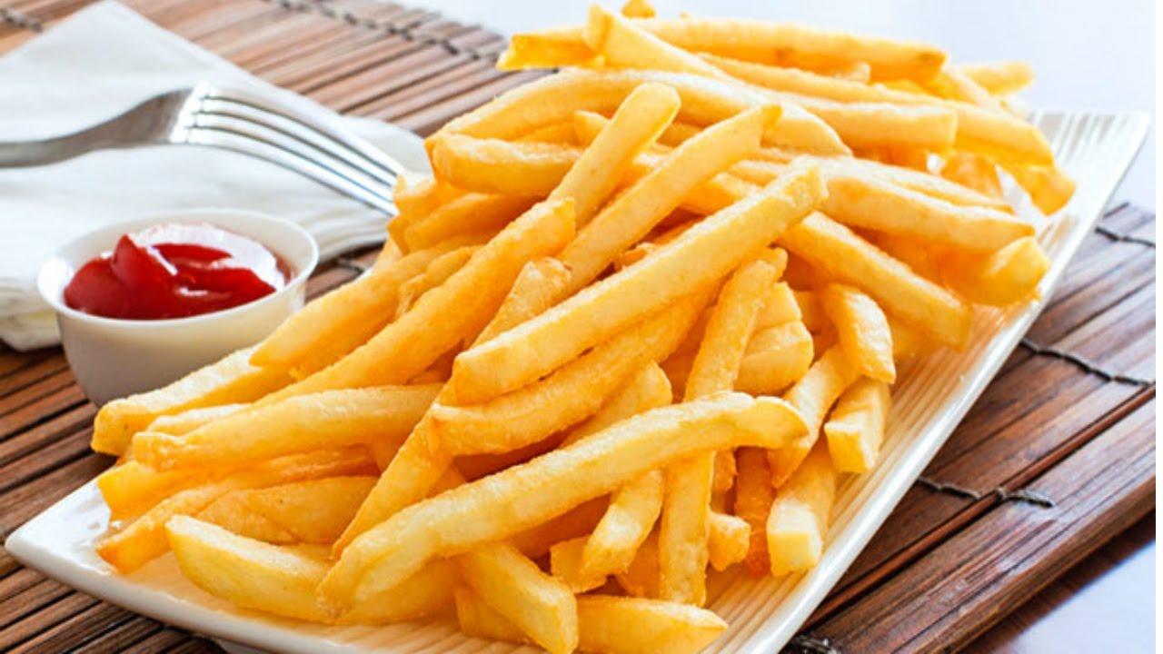 Patatas fritas hechas al horno 5