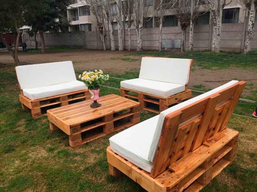Muebles con palets 3