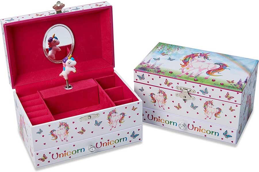caja de unicornio