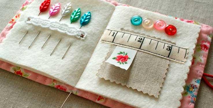 agujas para patchwork