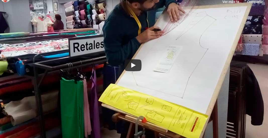 Curso de costura gratuito para la cuarentena - Aprende hacer Patrones 7
