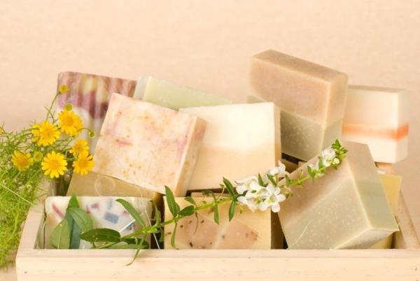 hacer jabón artesanal