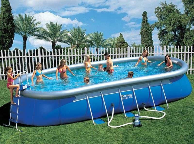 piscinas hinchables grandes