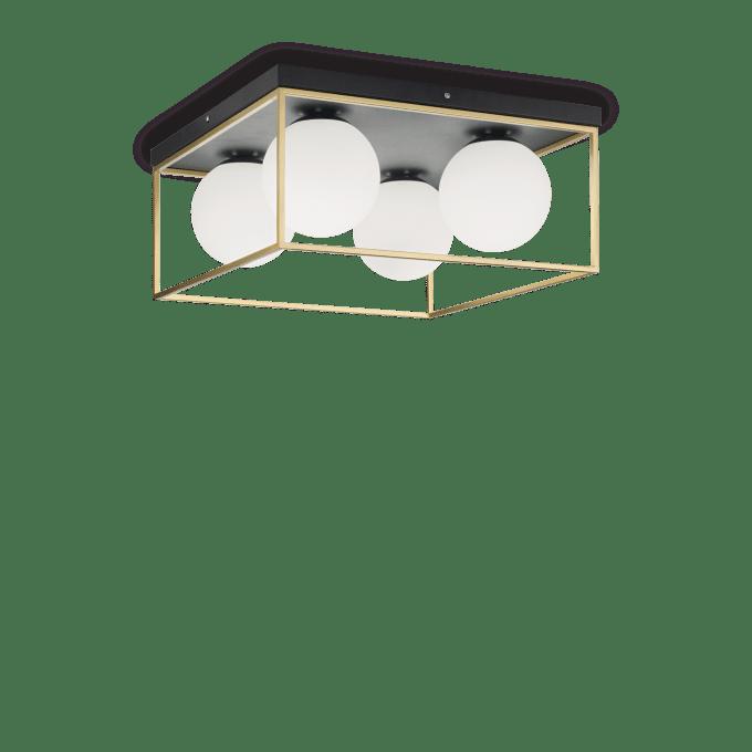 lámpara de techo de estilo colonial