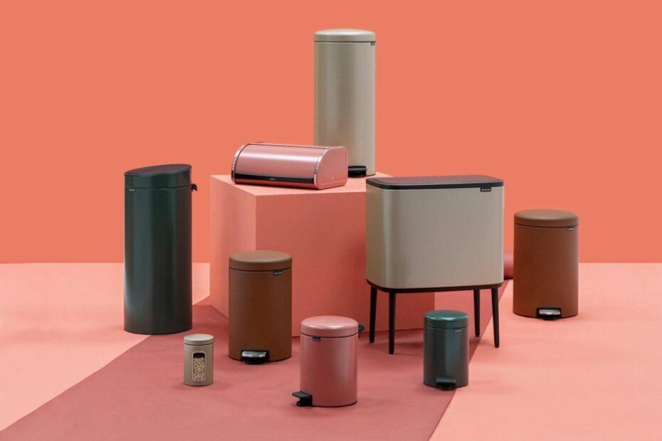 Brabantia: cómo reciclar y añadir un toque de diseño a tu hogar 1