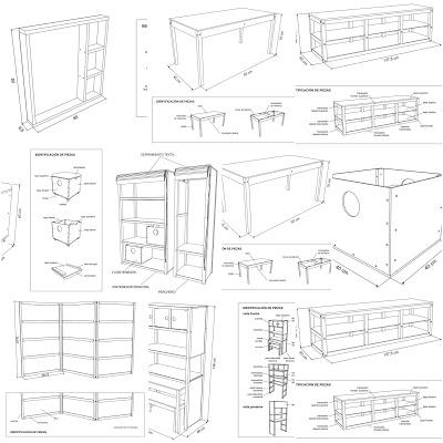 Descargar 20 proyectos de Carpintería FÁCIL en PDF 1